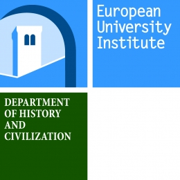 Logo: European University Institute, Department of History and Civilization (EUI)