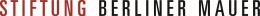 Logo: Stiftung Berliner Mauer