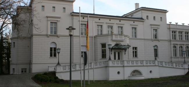 Photo: Außenansicht (c) Zentrum für Militärgeschichte und Sozialwissenschaften der Bundeswehr (ZMSBw)