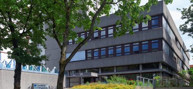 Photo: Aussenansicht (c) Institut für Zeitgeschichte (IfZ) - München