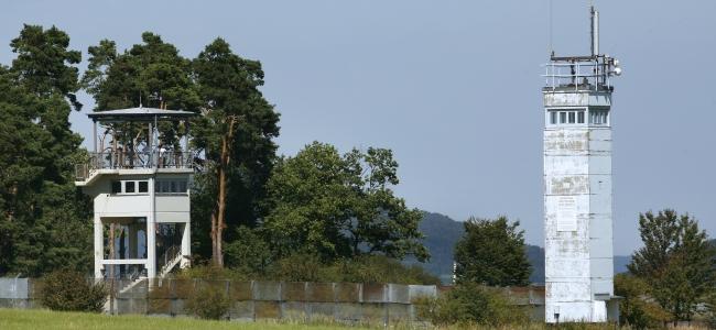 Photo: Grenzturm (c) Point Alpha / Ari
